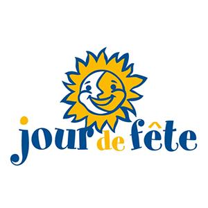 jour de fête logo